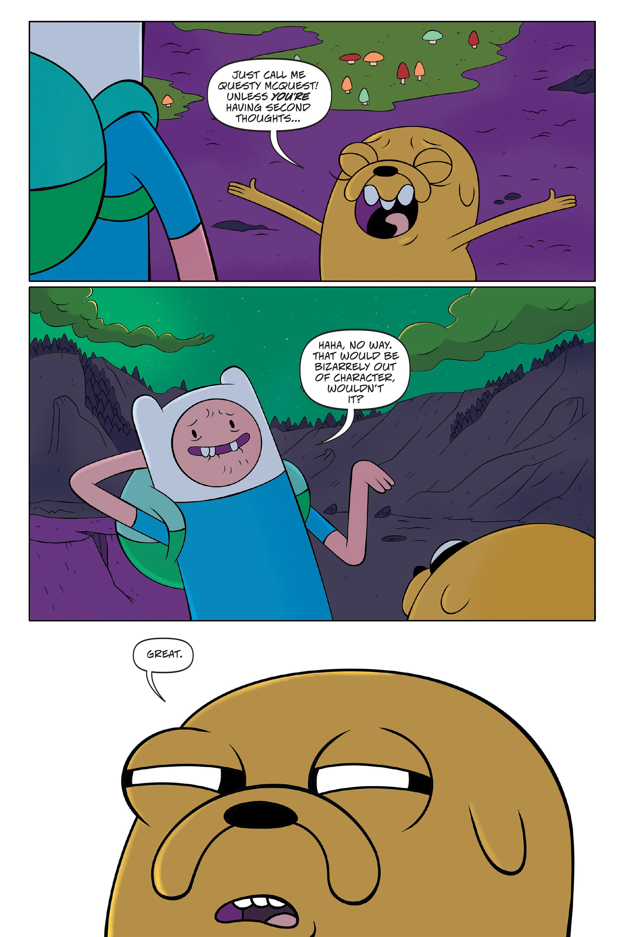 Read online Adventure Time: The Four Castles comic -  Issue #Adventure Time: The Four Castles TPB - 64