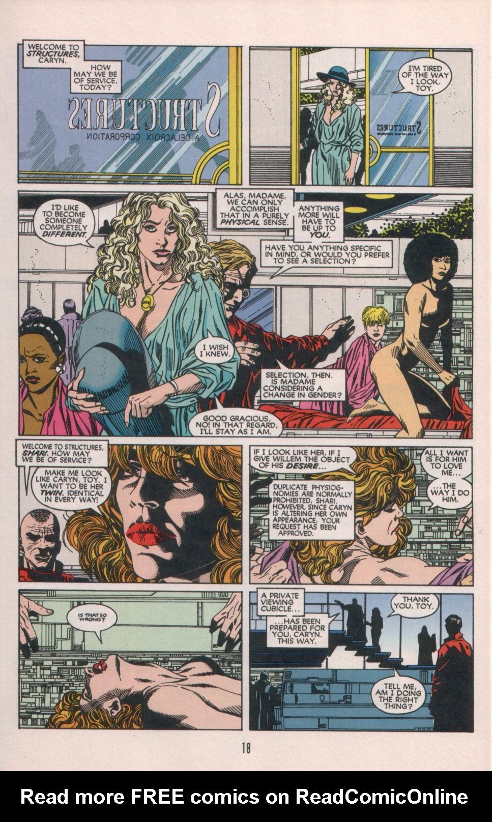 Read online Aliens/Predator: The Deadliest of the Species comic -  Issue #1 - 19