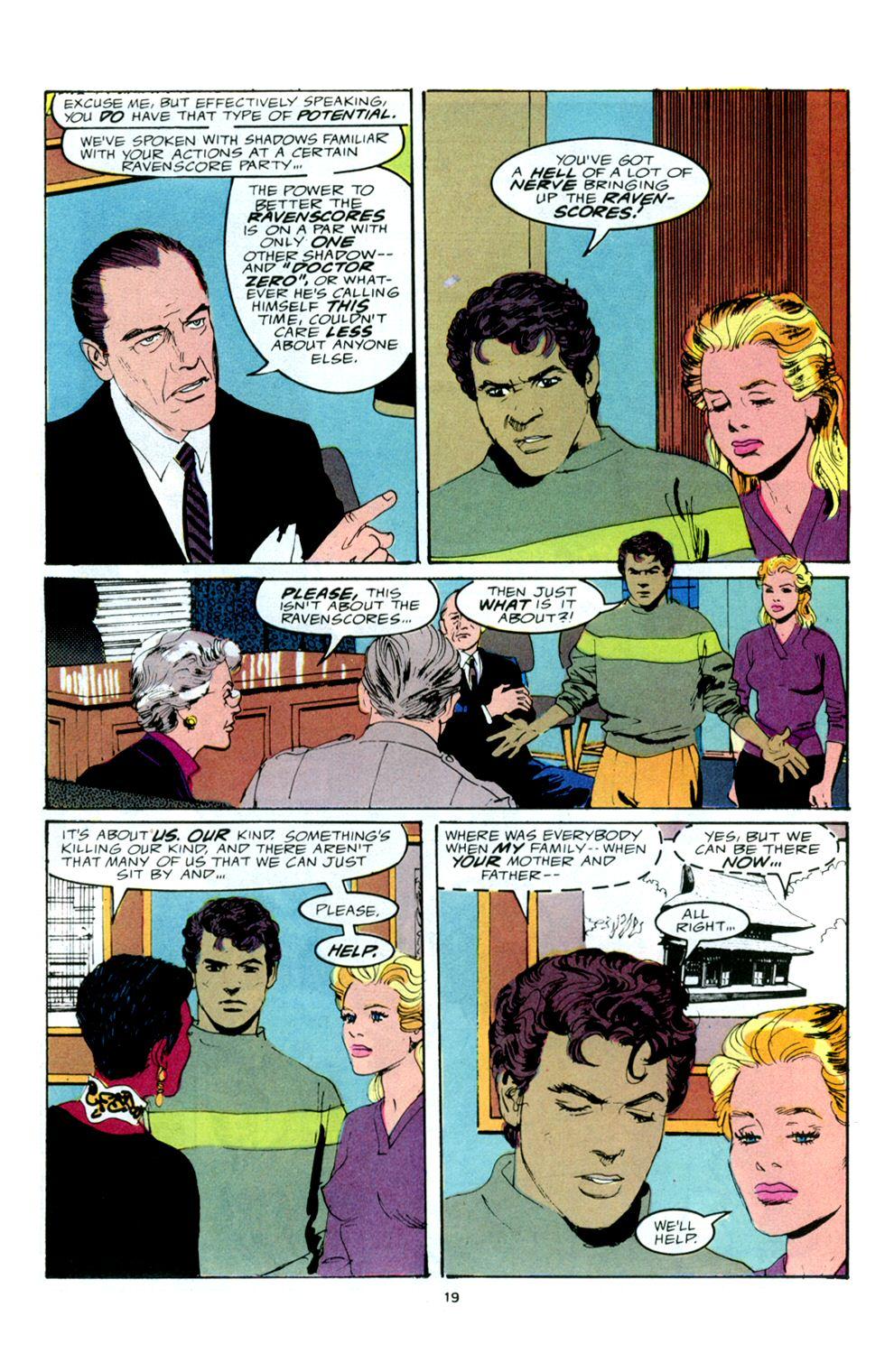 Read online Powerline comic -  Issue #5 - 21