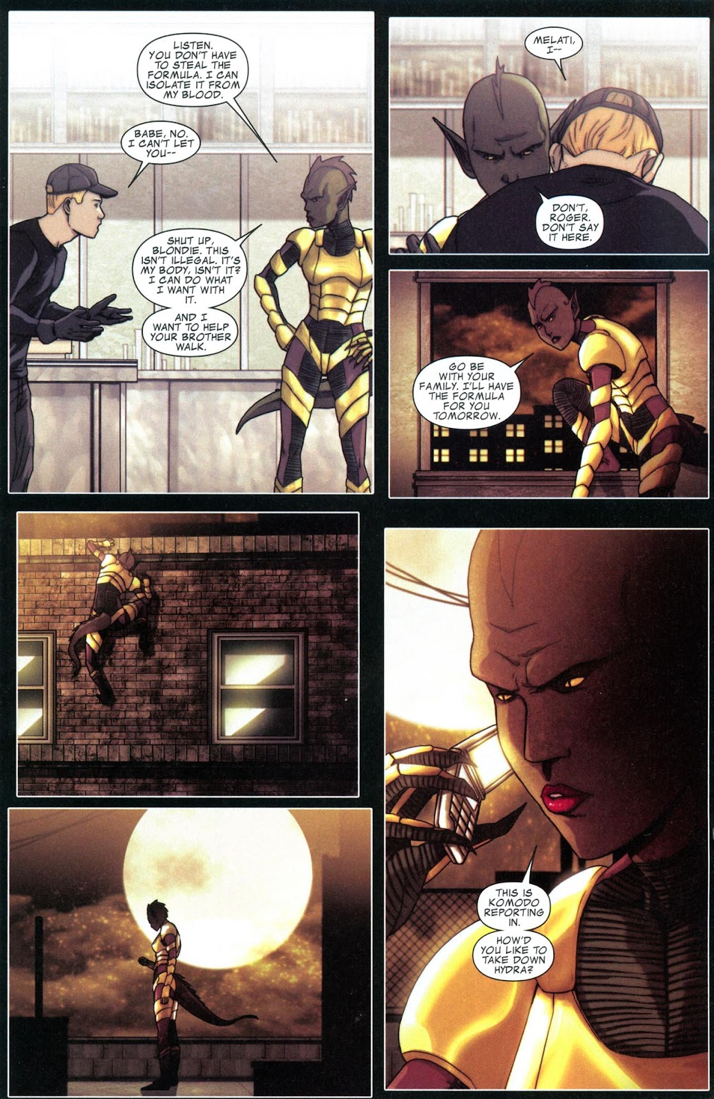 Read online Avengers: The Initiative comic -  Issue # _Special 1 - 23