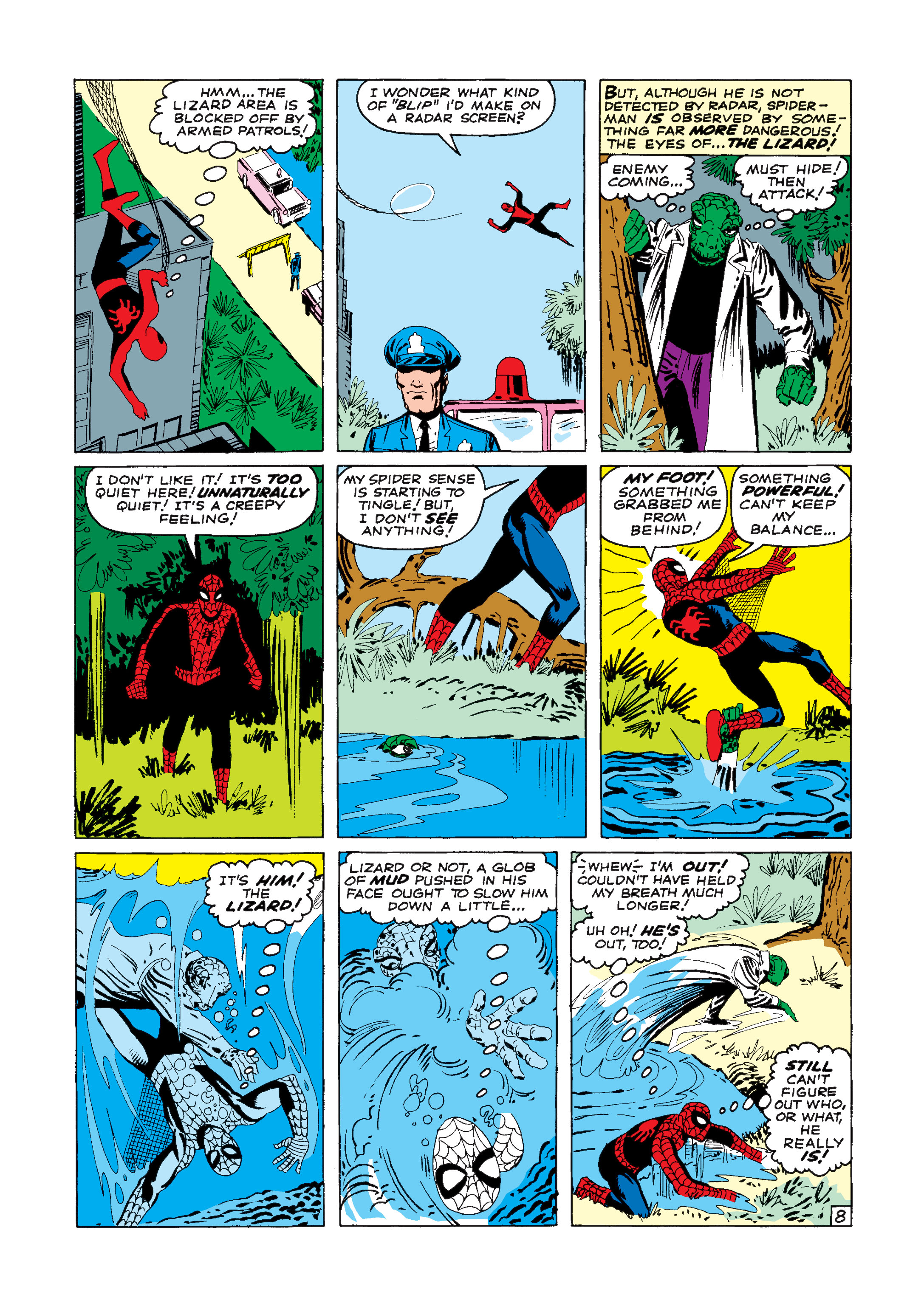 The Amazing Spider-Man (1963) 6 Page 8