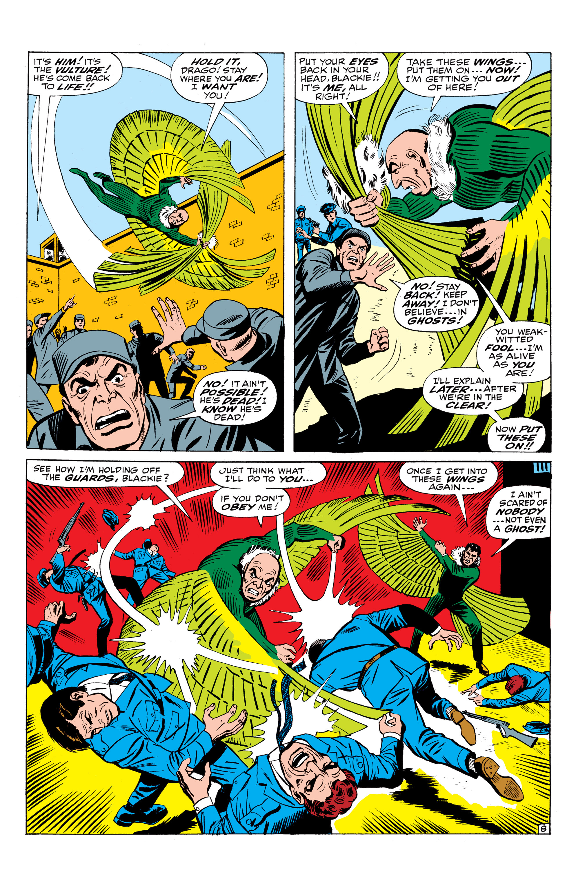 The Amazing Spider-Man (1963) 63 Page 8