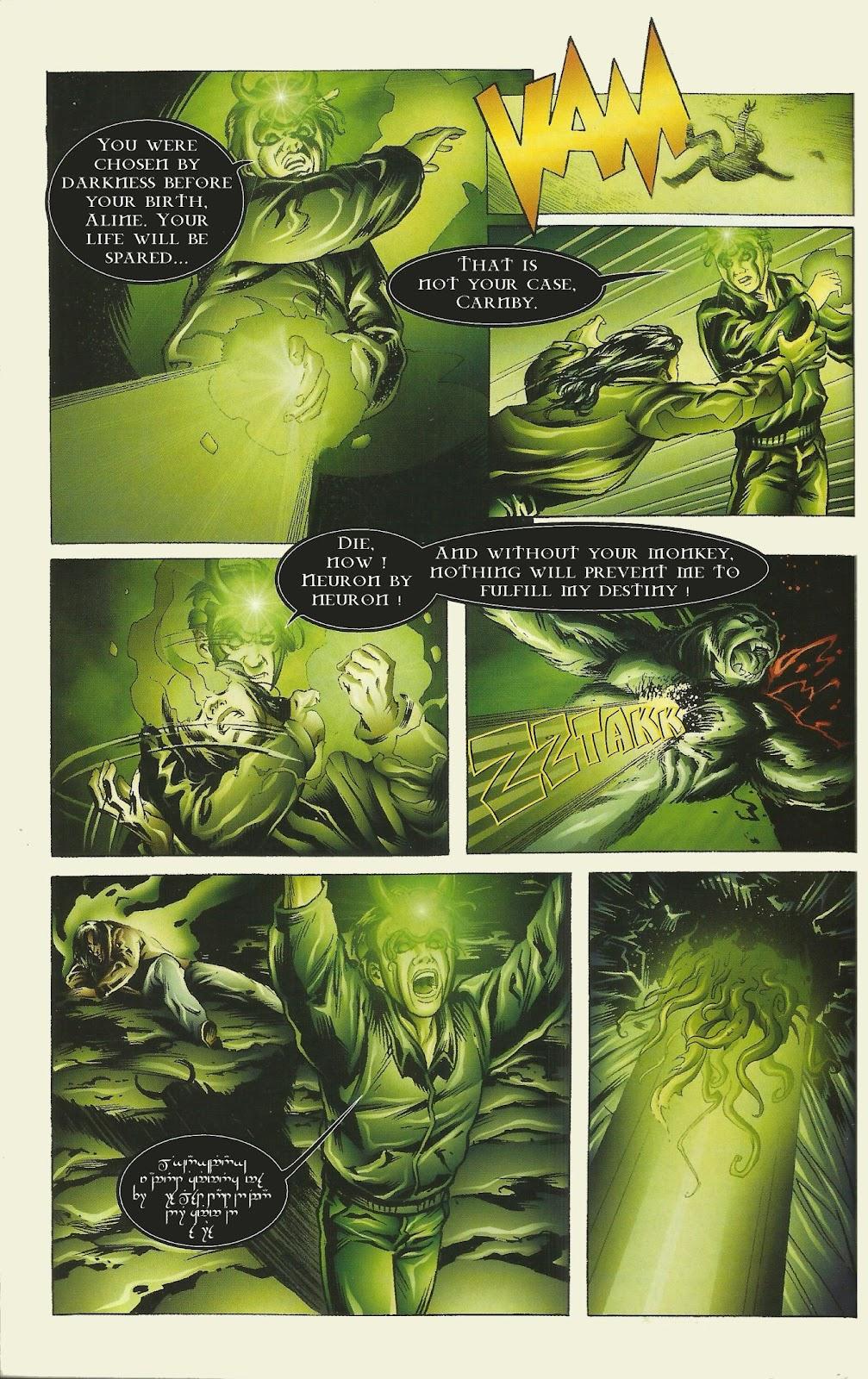 Comic Alone In The Dark issue 1