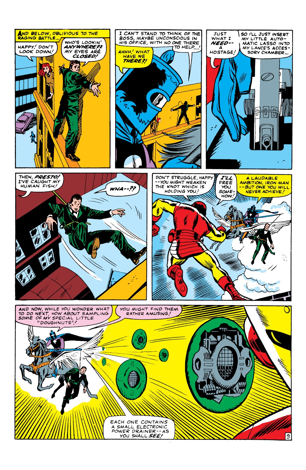 Read online Marvel Masterworks: The Invincible Iron Man comic -  Issue # TPB 2 (Part 2) - 50
