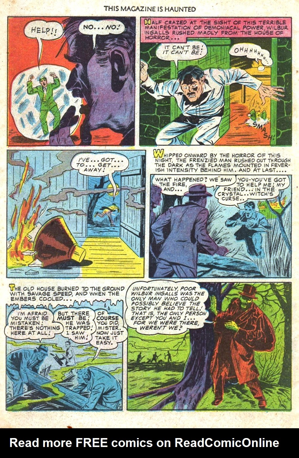 Read online This Magazine Is Haunted comic -  Issue #6 - 34