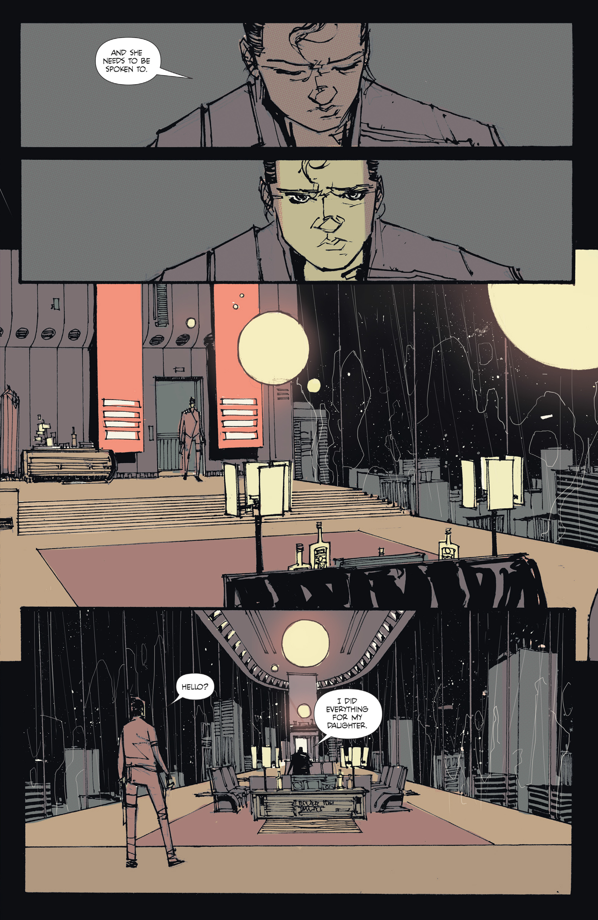 Read online The Few comic -  Issue #5 - 15