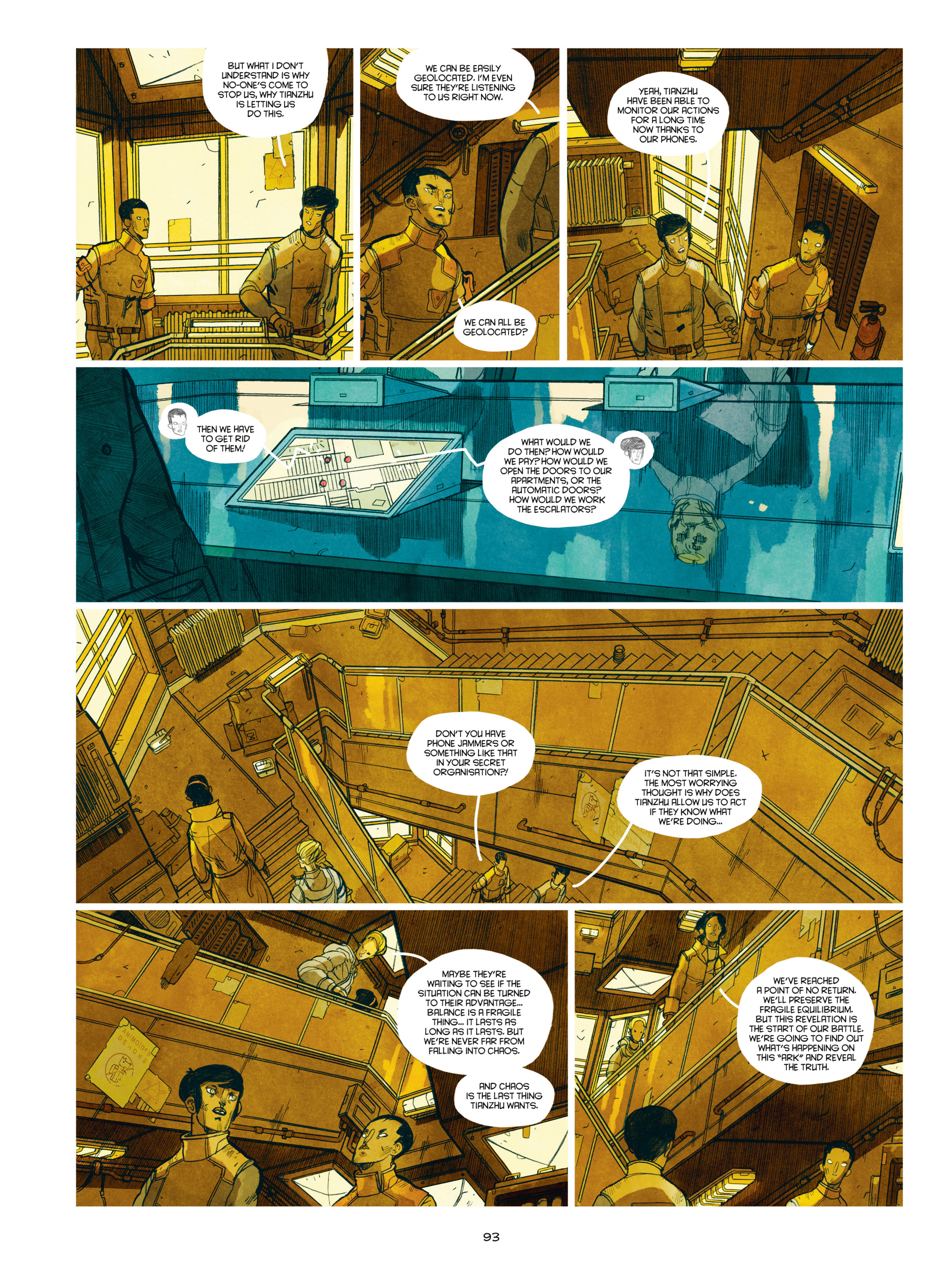 Read online Shangri-La comic -  Issue # Full - 94