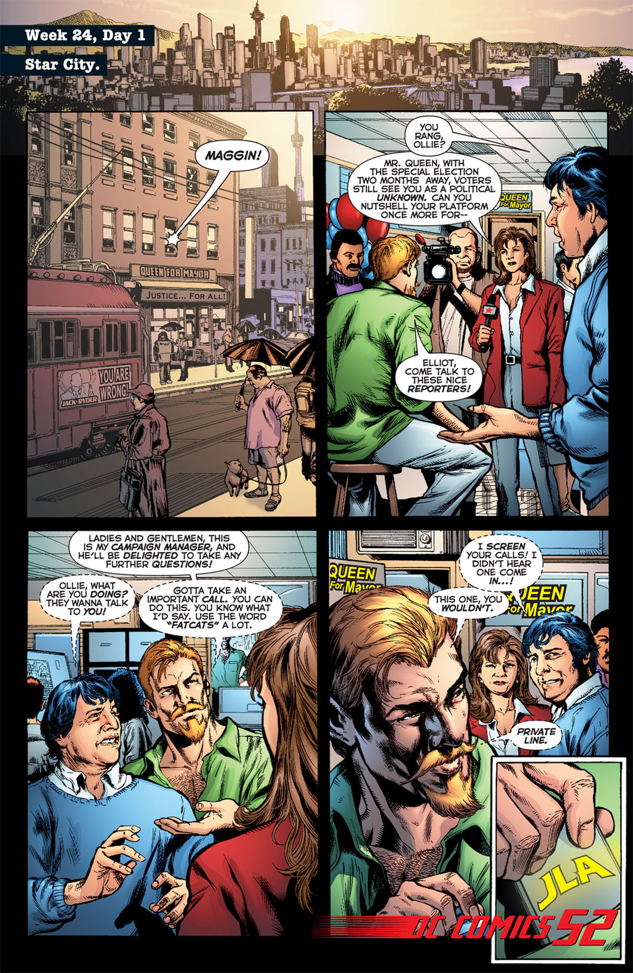 Read online 52 comic -  Issue #24 - 3