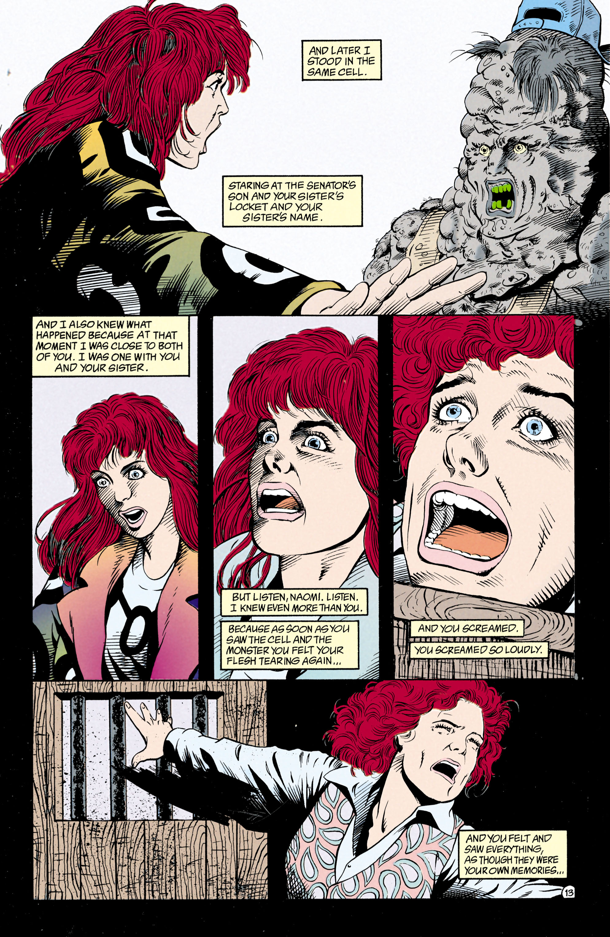 Read online Shade, the Changing Man comic -  Issue #29 - 14