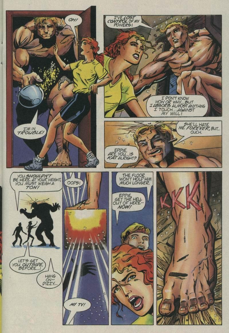 Read online Secret Weapons comic -  Issue #4 - 13