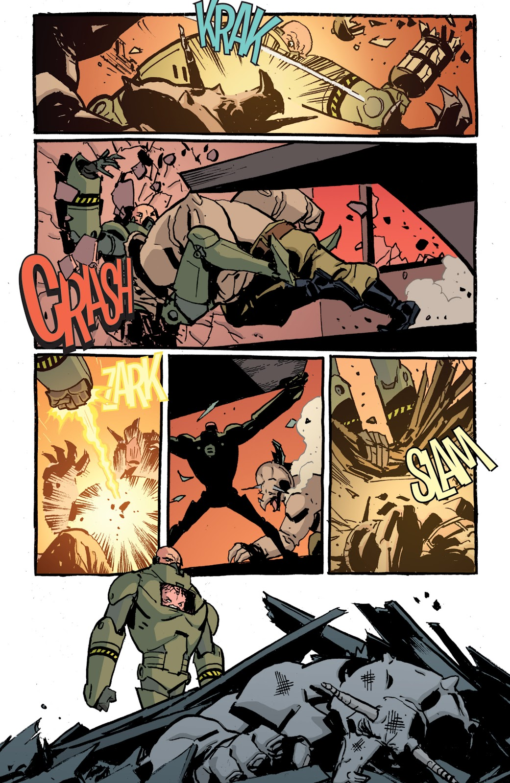 Read online Teenage Mutant Ninja Turtles: The IDW Collection comic -  Issue # TPB 4 (Part 1) - 43