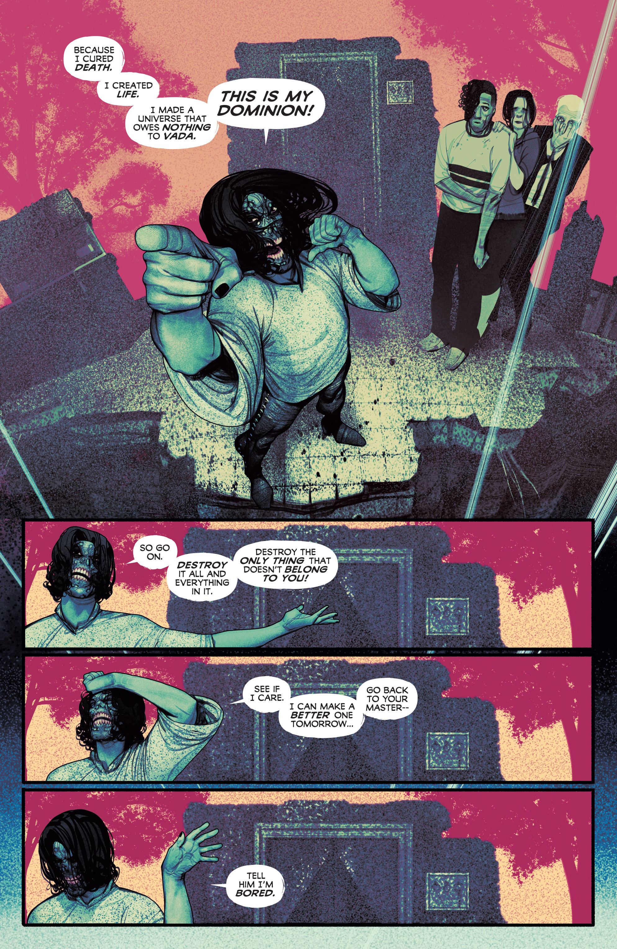 Read online Annihilator comic -  Issue #6 - 29