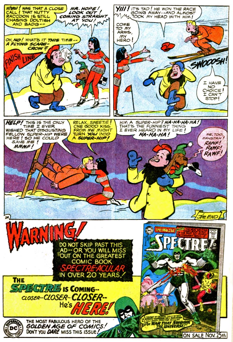 The Adventures of Bob Hope issue 97 - Page 32