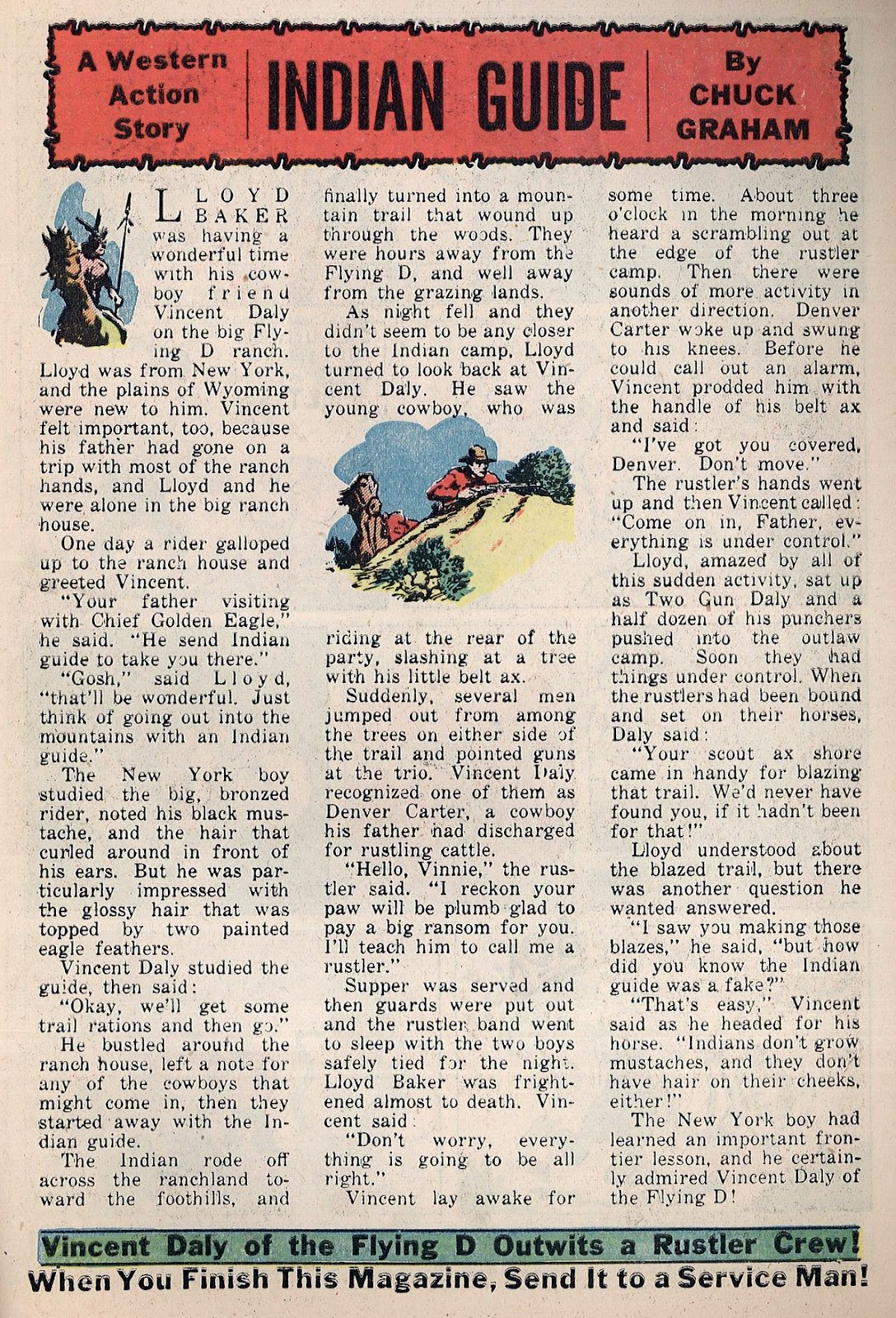 Exciting Comics (1940) issue 38 - Page 41
