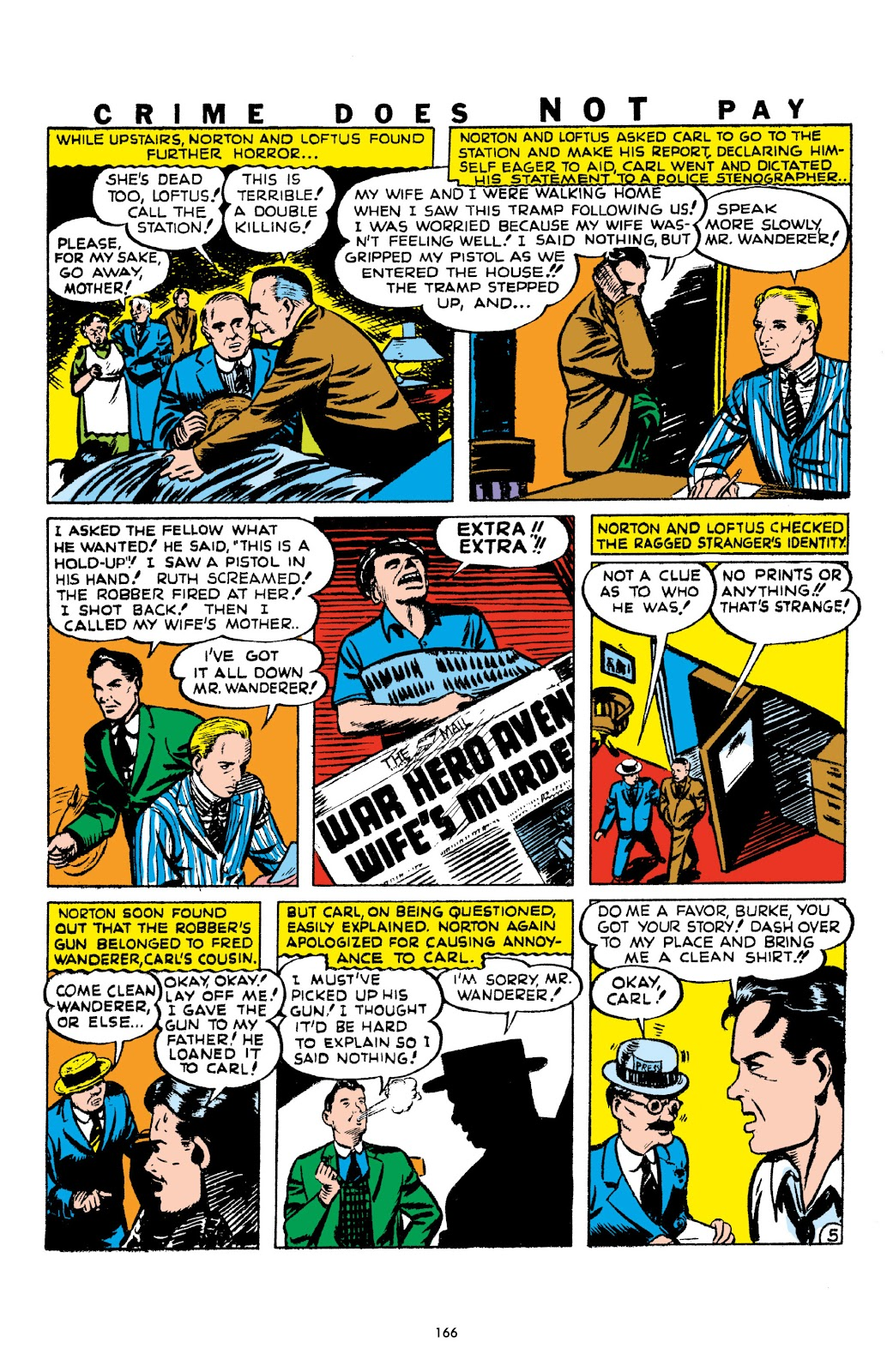Read online Crime Does Not Pay Archives comic -  Issue # TPB 1 (Part 2) - 69