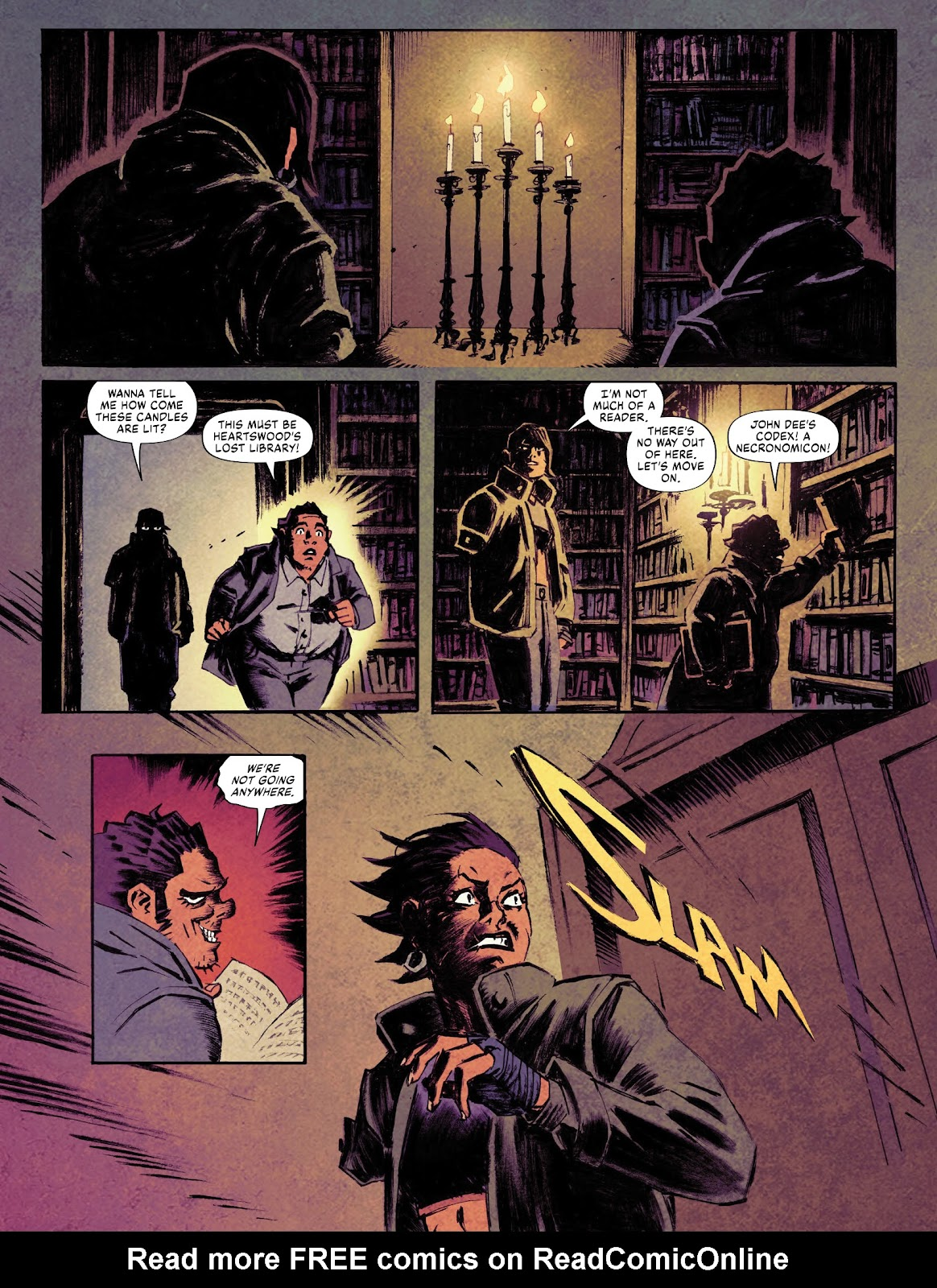 Judge Dredd Megazine (Vol. 5) issue 427 - Page 48