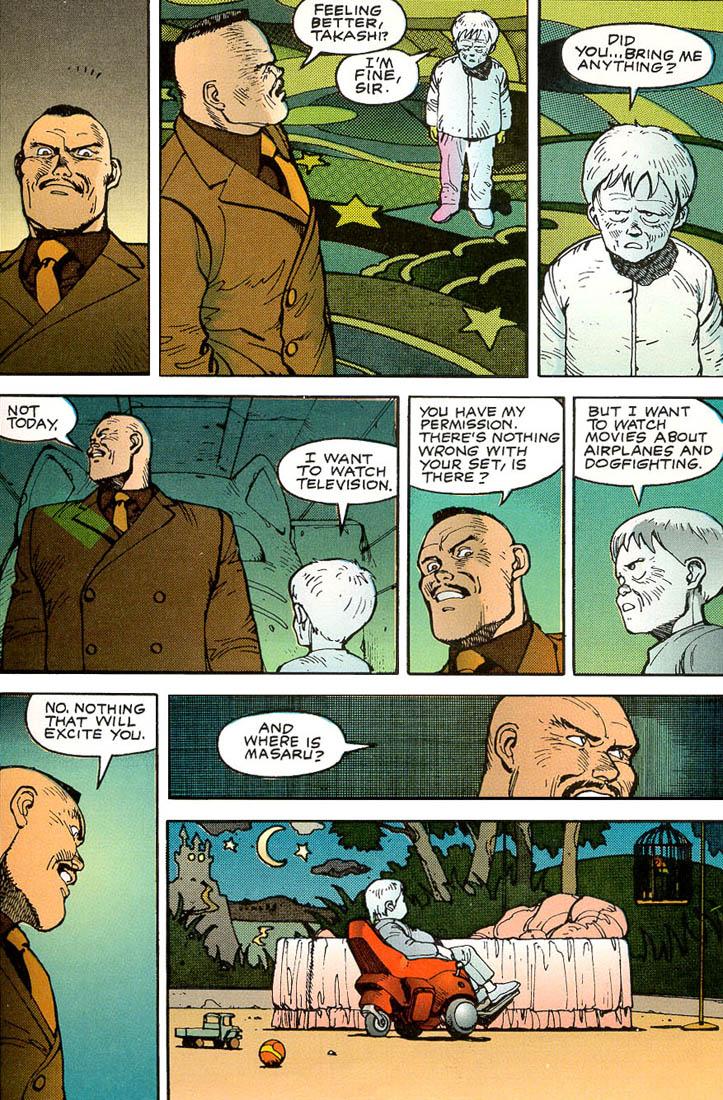 Read online Akira comic -  Issue #3 - 37