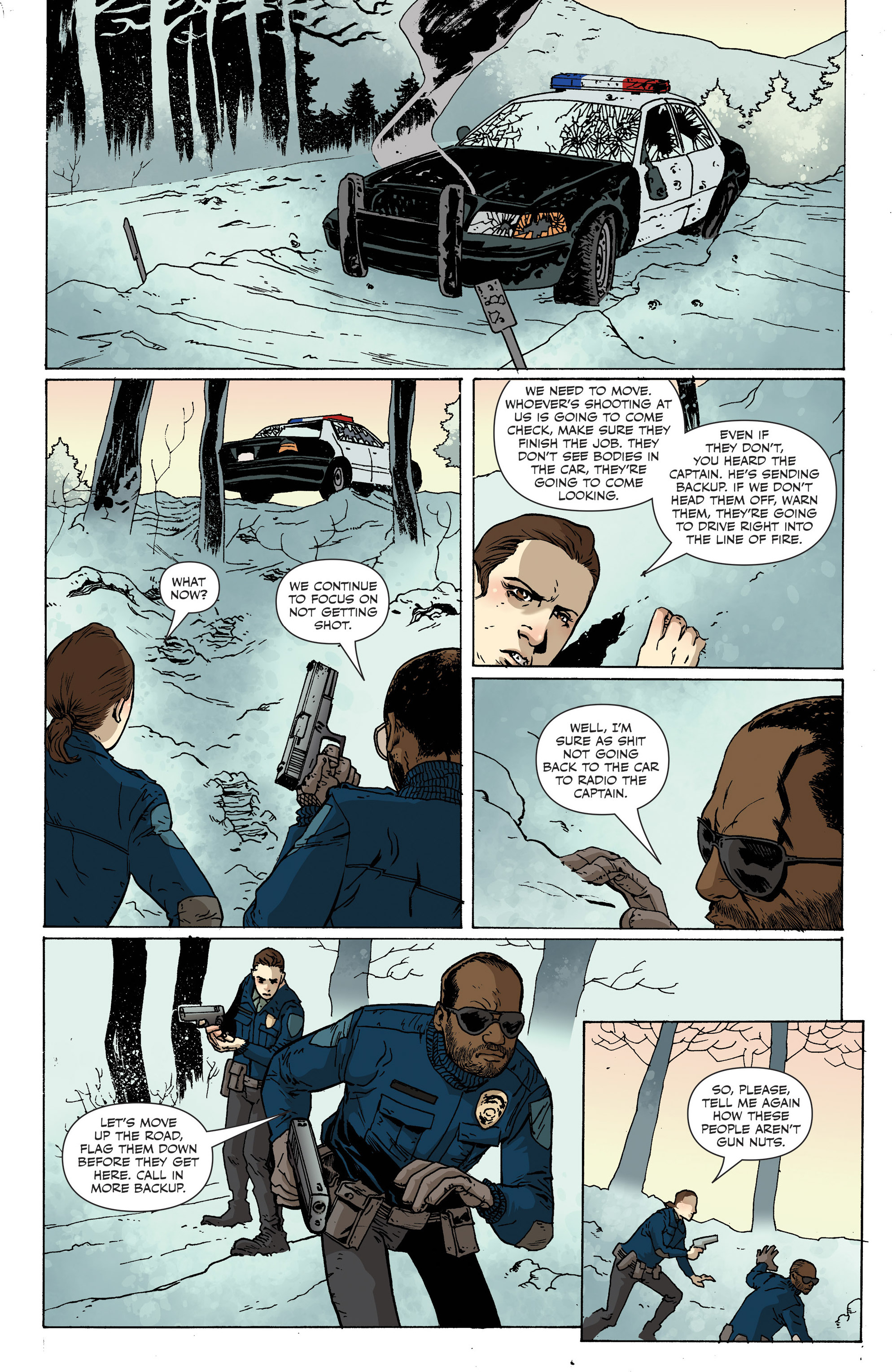 Read online Sheltered comic -  Issue #12 - 17