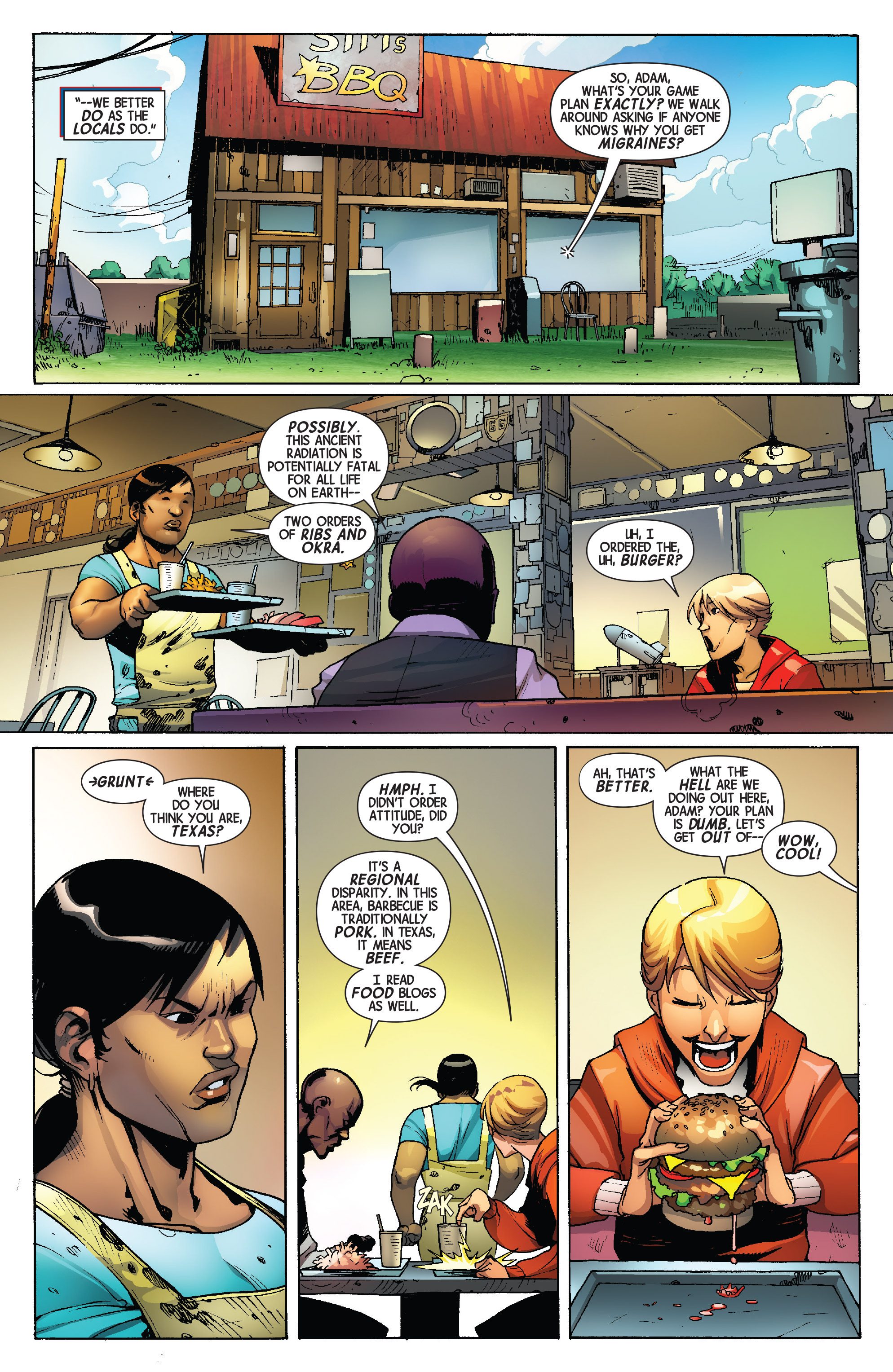 Read online Avengers (2013) comic -  Issue #34.2 - 10