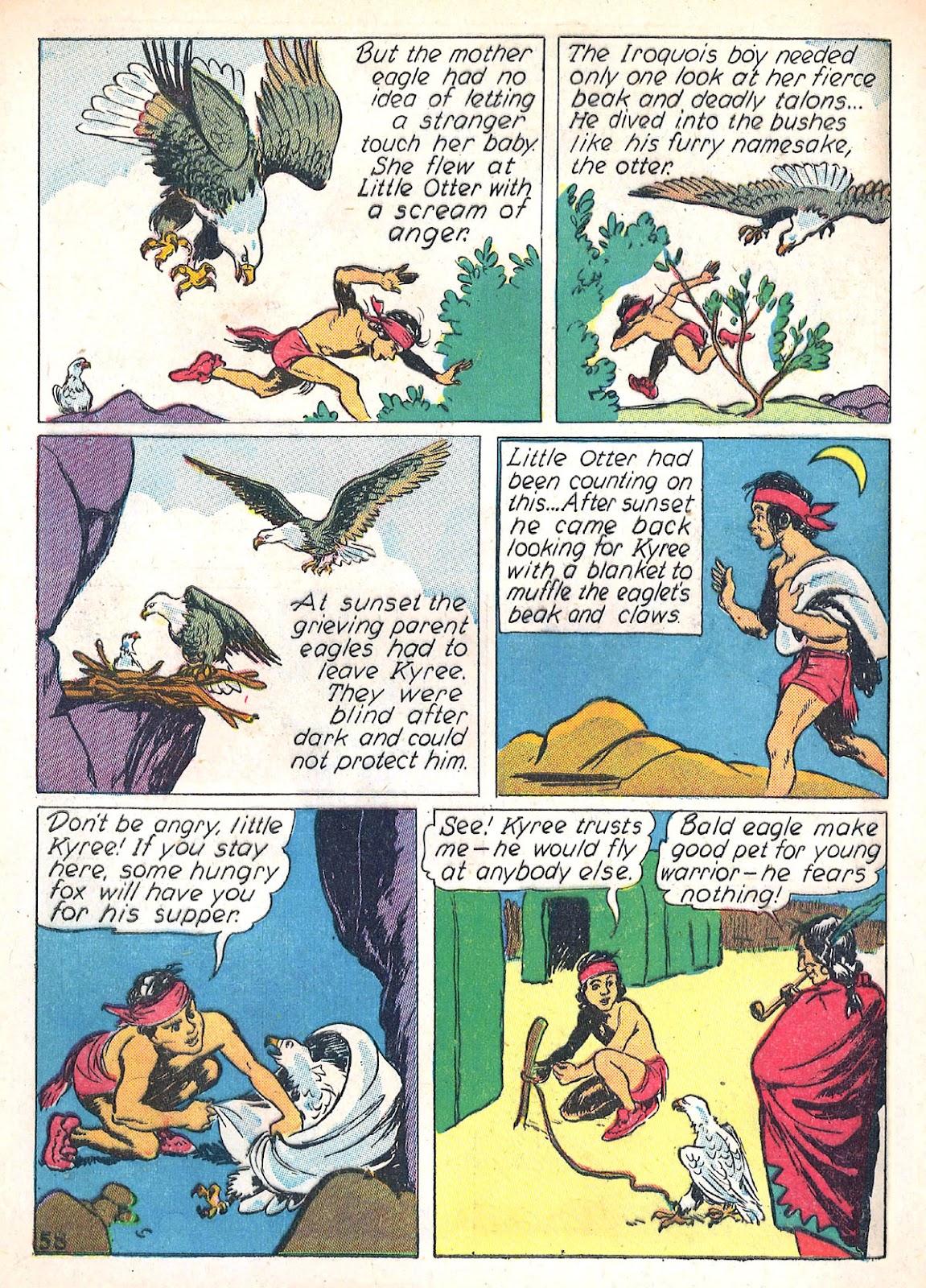 Read online Animal Comics comic -  Issue #4 - 61