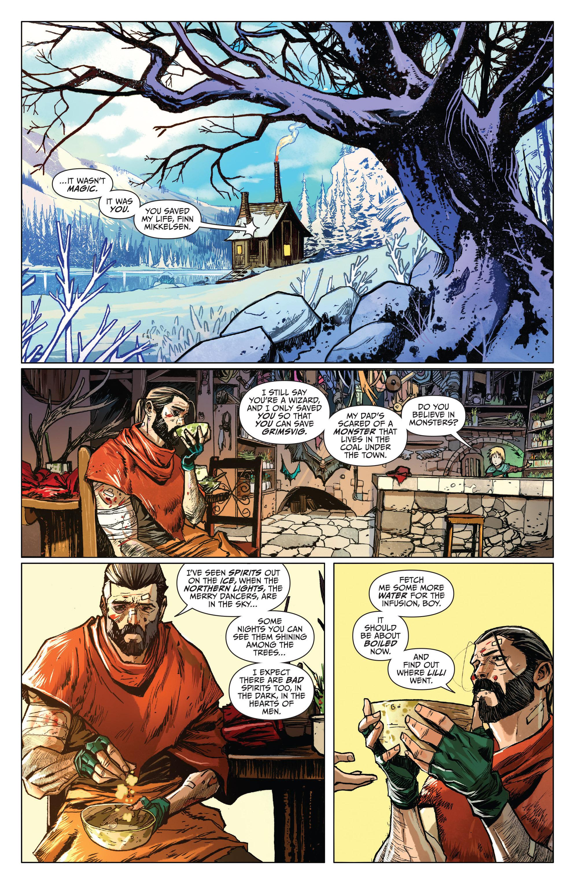 Read online Klaus comic -  Issue #6 - 5