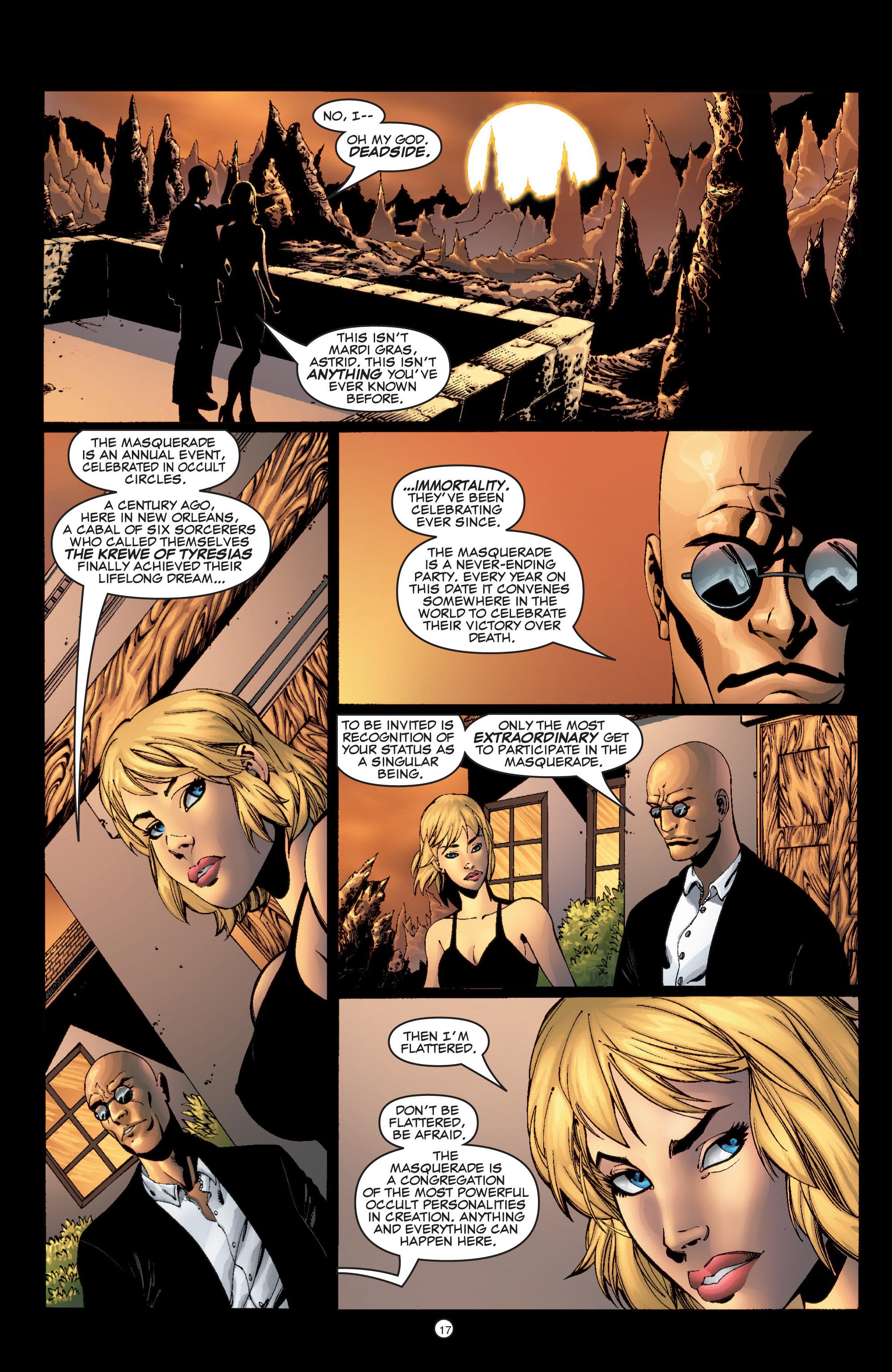 Read online Shadowman (1999) comic -  Issue #6 - 18