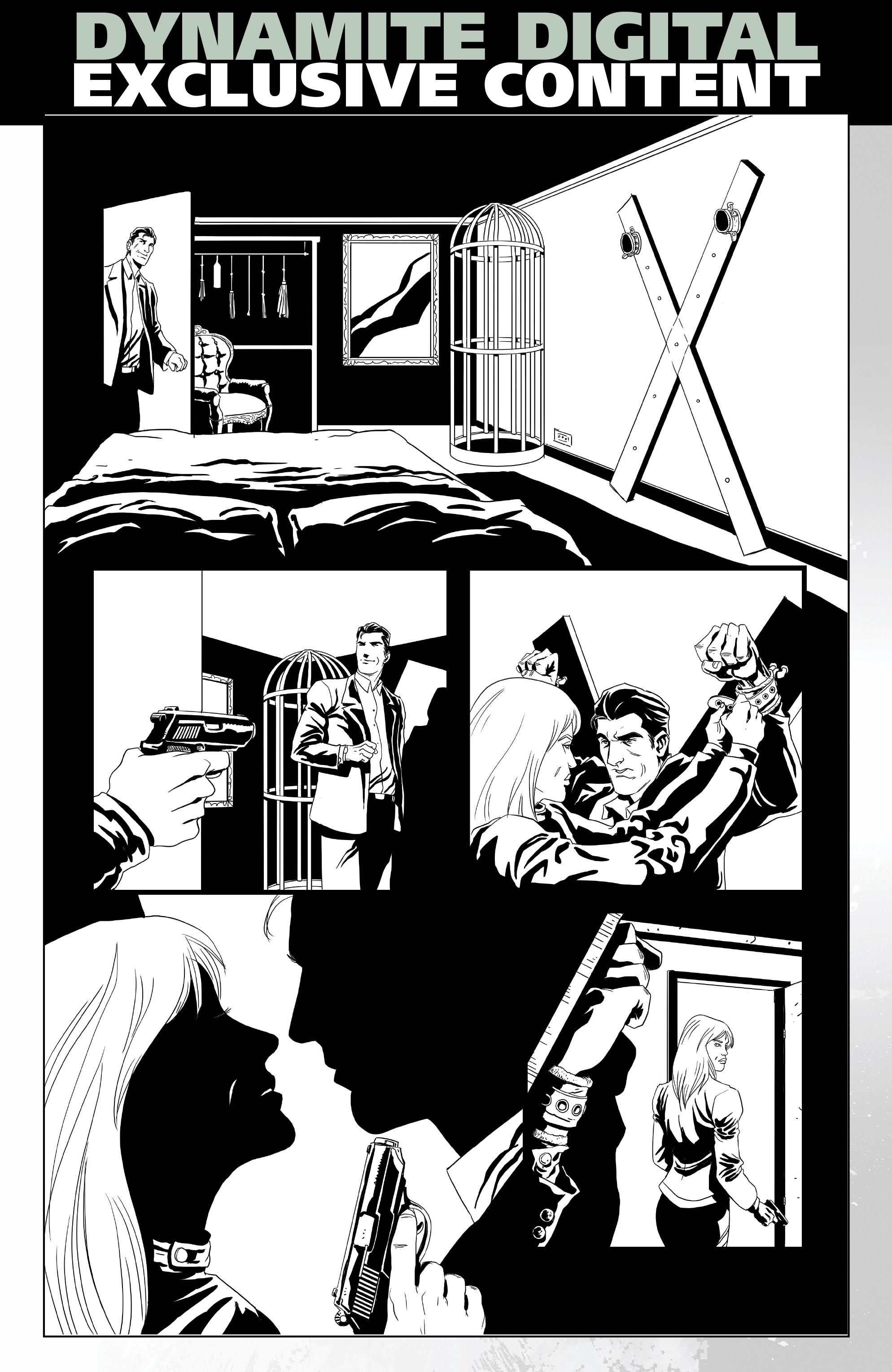 Read online James Bond (2017) comic -  Issue #3 - 26