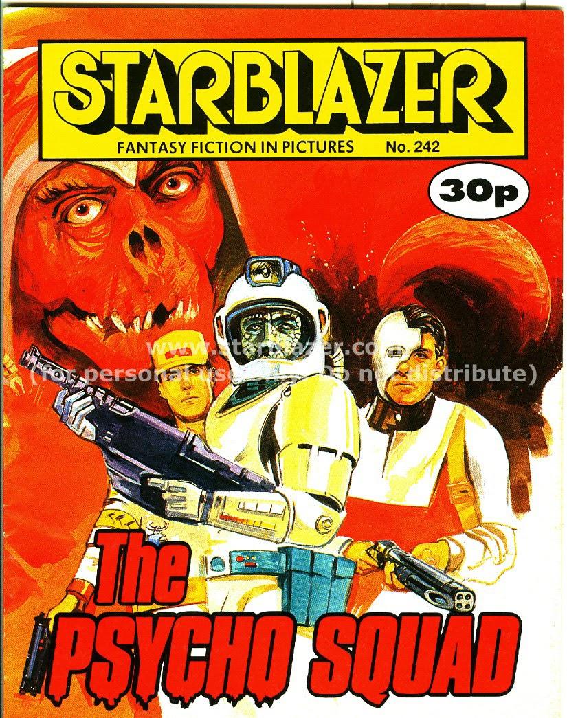 Starblazer issue 242 - Page 1