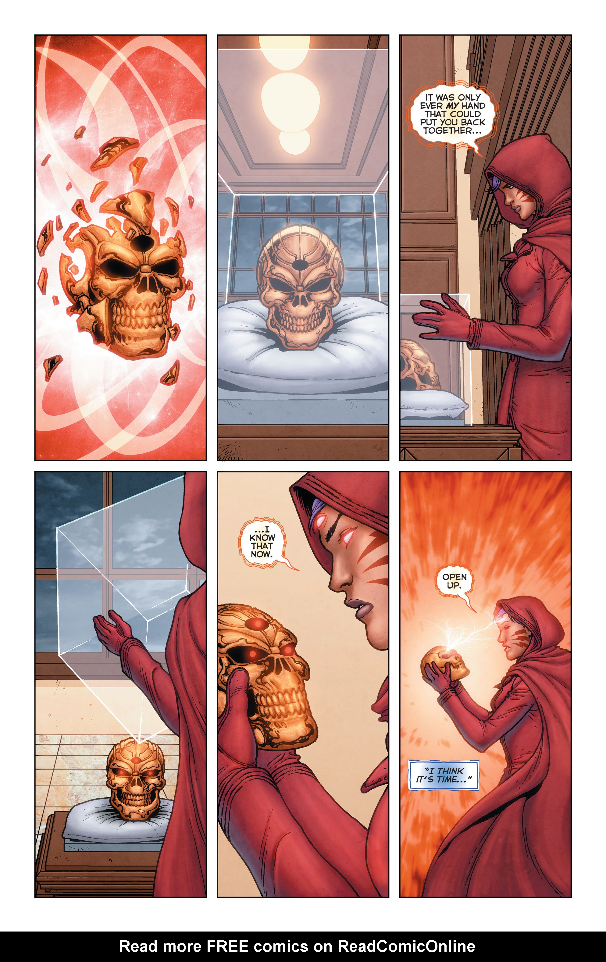 Read online Trinity of Sin: Pandora: Futures End comic -  Issue # Full - 4