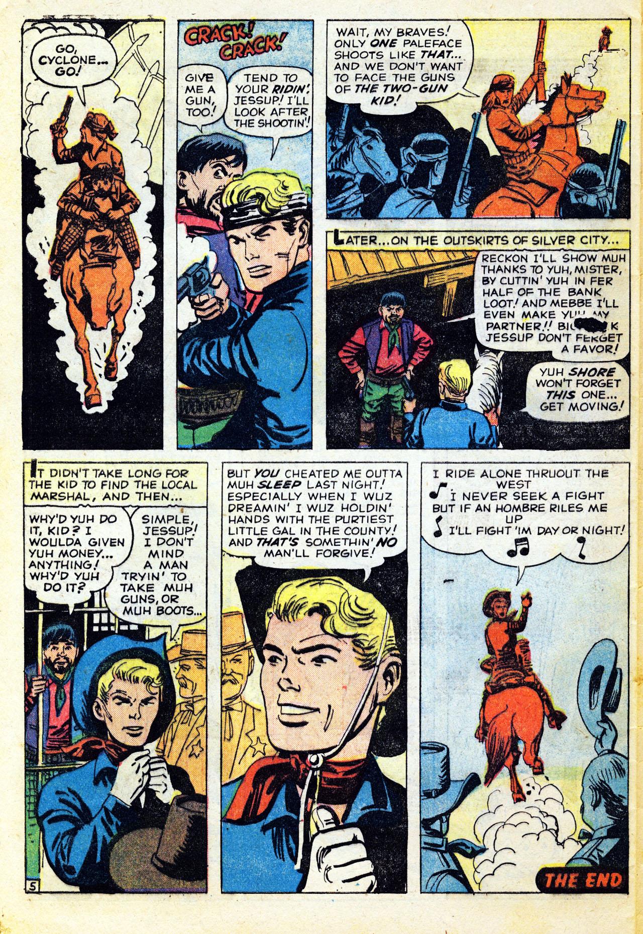 Read online Two-Gun Kid comic -  Issue #43 - 32