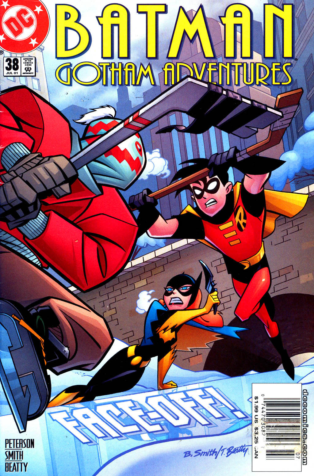 Batman: Gotham Adventures issue 38 - Page 1