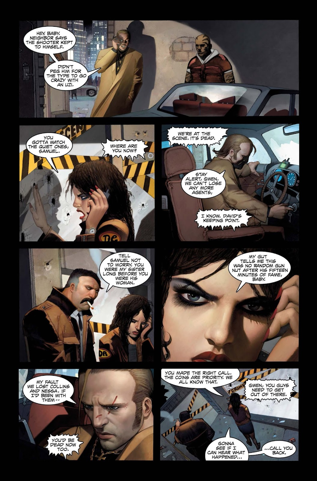 13 Coins issue TPB - Page 16