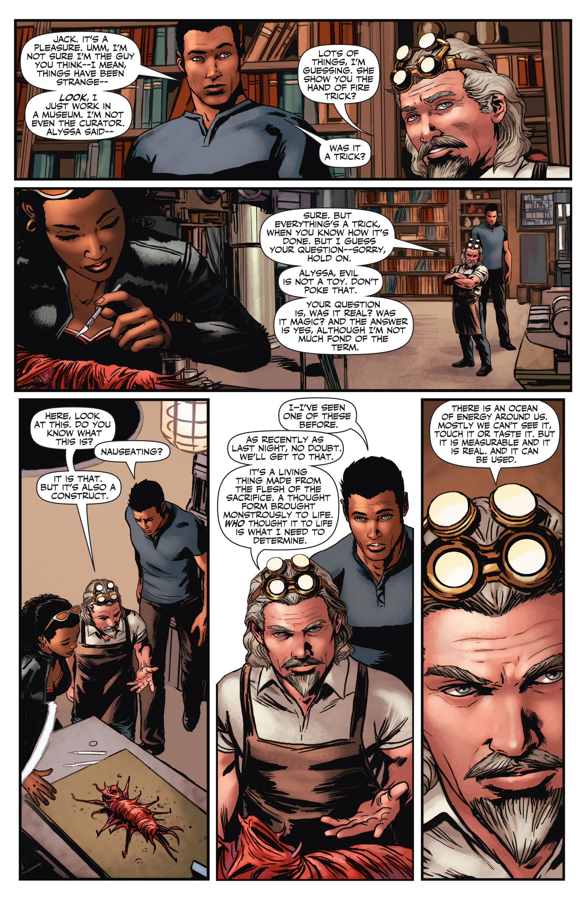 Read online Shadowman (2012) comic -  Issue #2 - 24