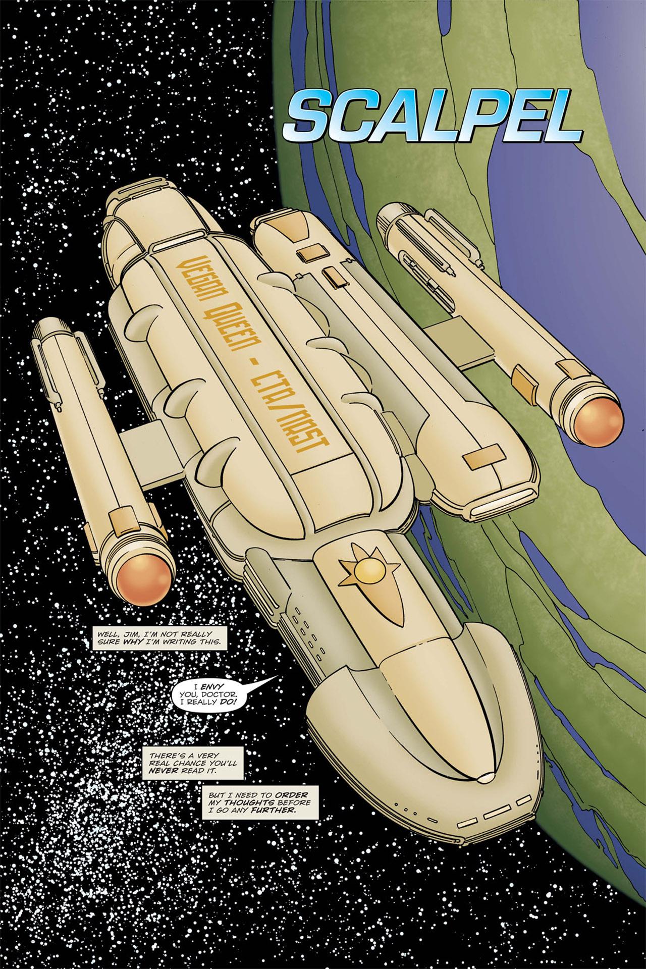 Read online Star Trek: Leonard McCoy, Frontier Doctor comic -  Issue #4 - 16