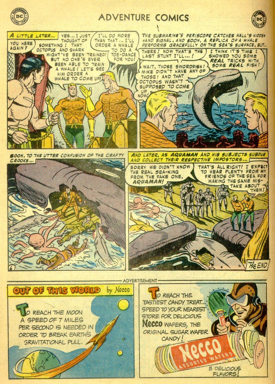 Read online Adventure Comics (1938) comic -  Issue #181 - 21