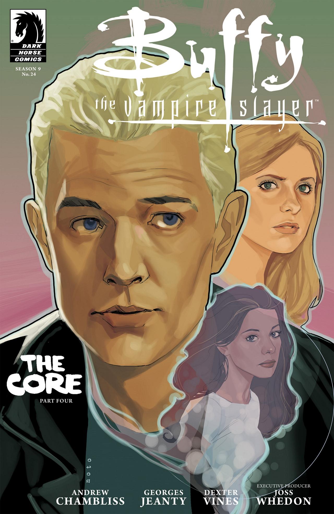 Buffy the Vampire Slayer Season Nine 24 Page 1