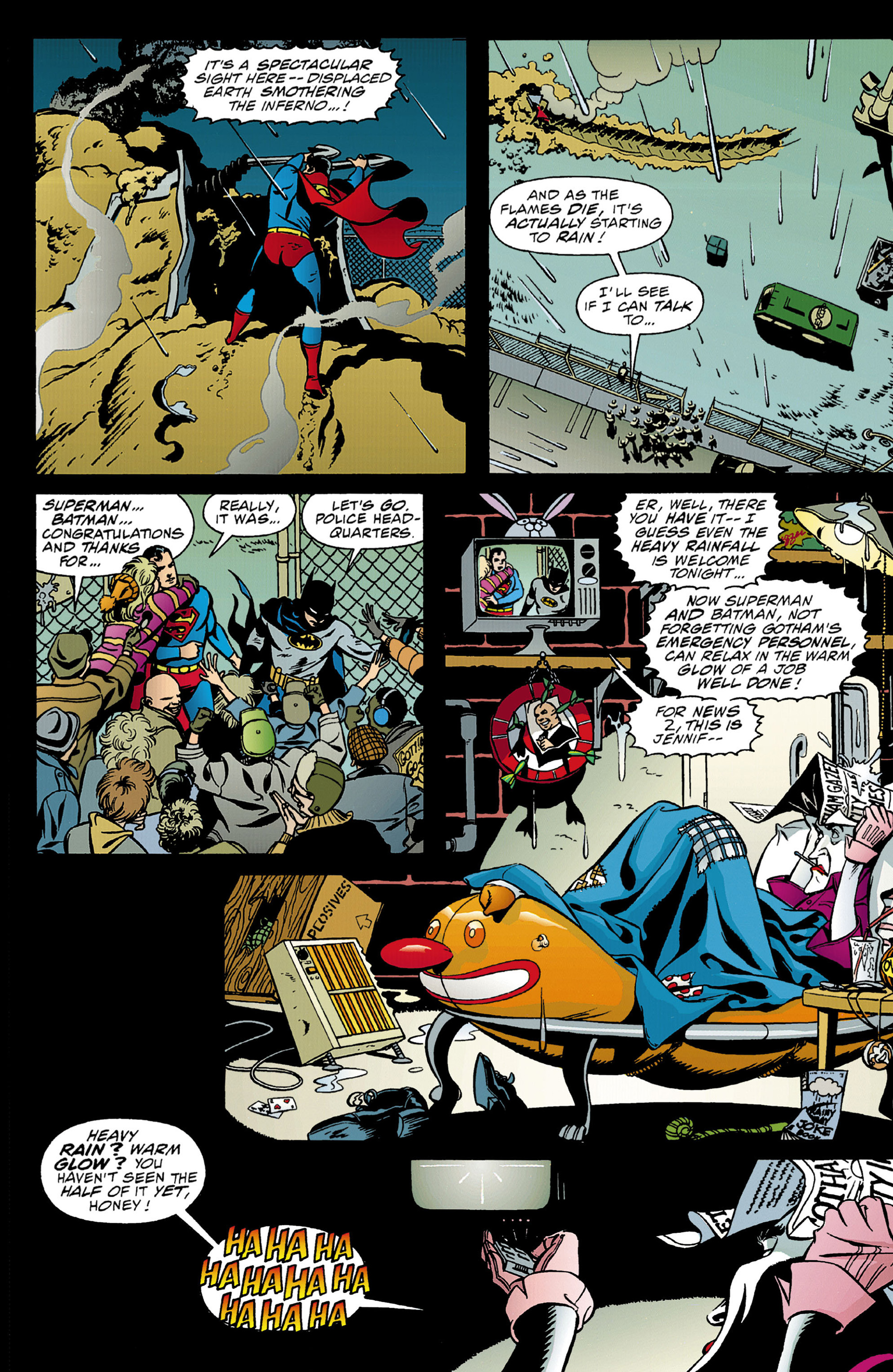 Read online World's Finest (1990) comic -  Issue #3 - 21