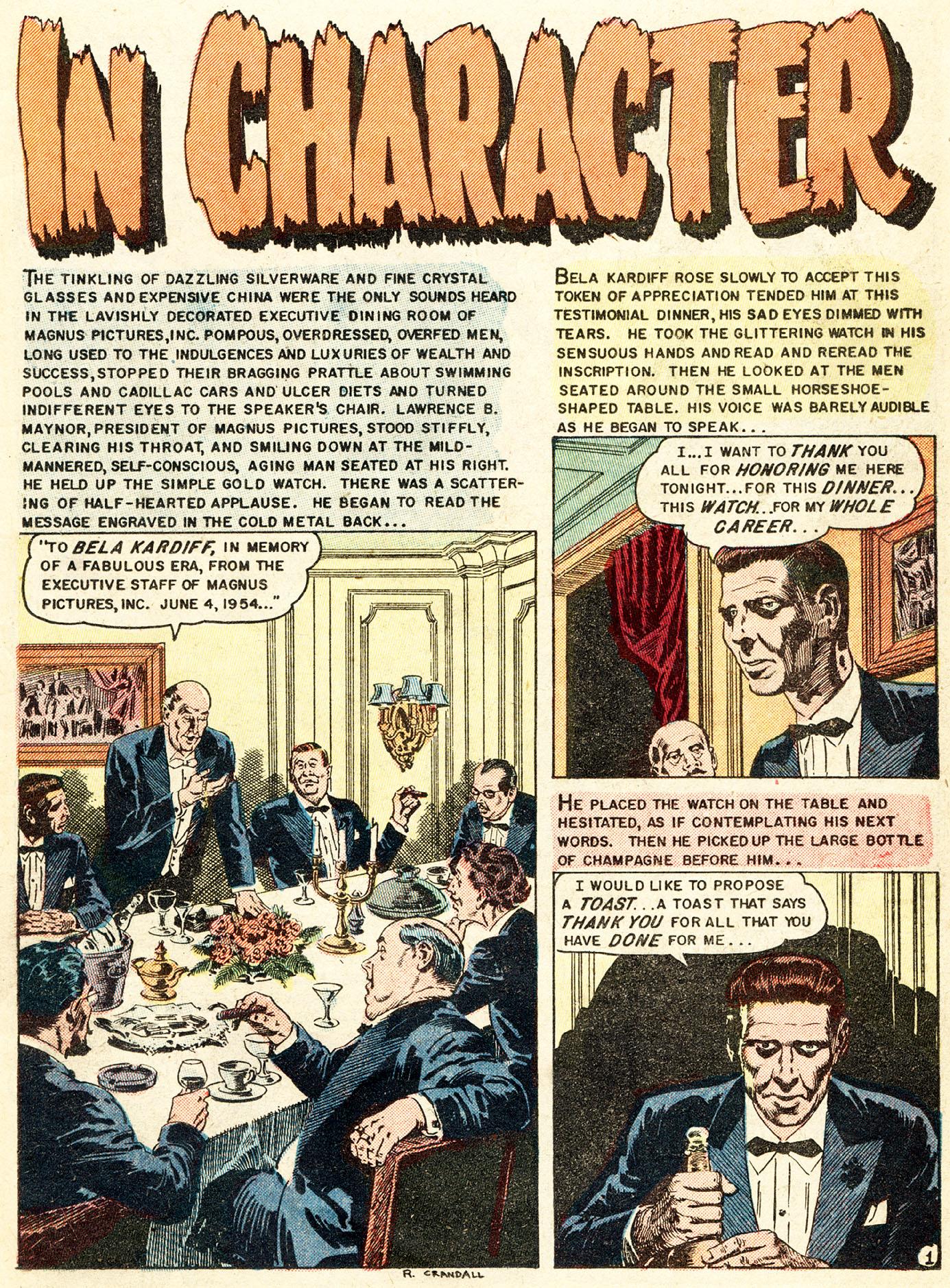Read online Shock SuspenStories comic -  Issue #17 - 11