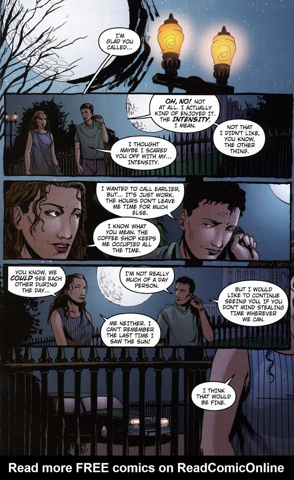 Read online Vampire the Masquerade comic -  Issue # Ventrue - 15
