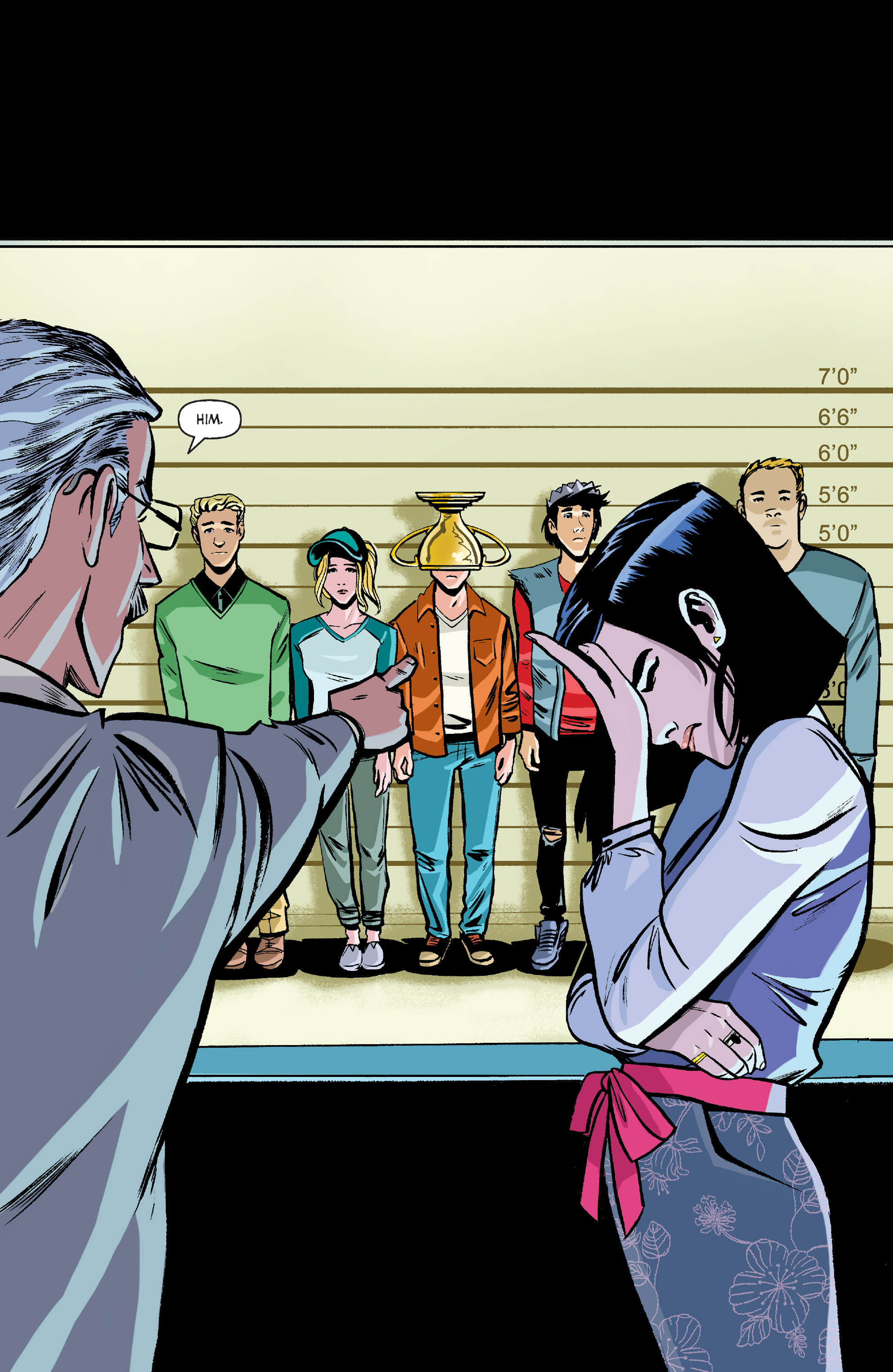 Read online Archie (2015) comic -  Issue #8 - 3
