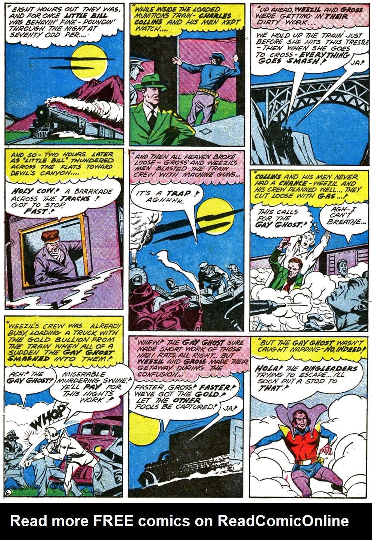 Read online Sensation (Mystery) Comics comic -  Issue #29 - 36