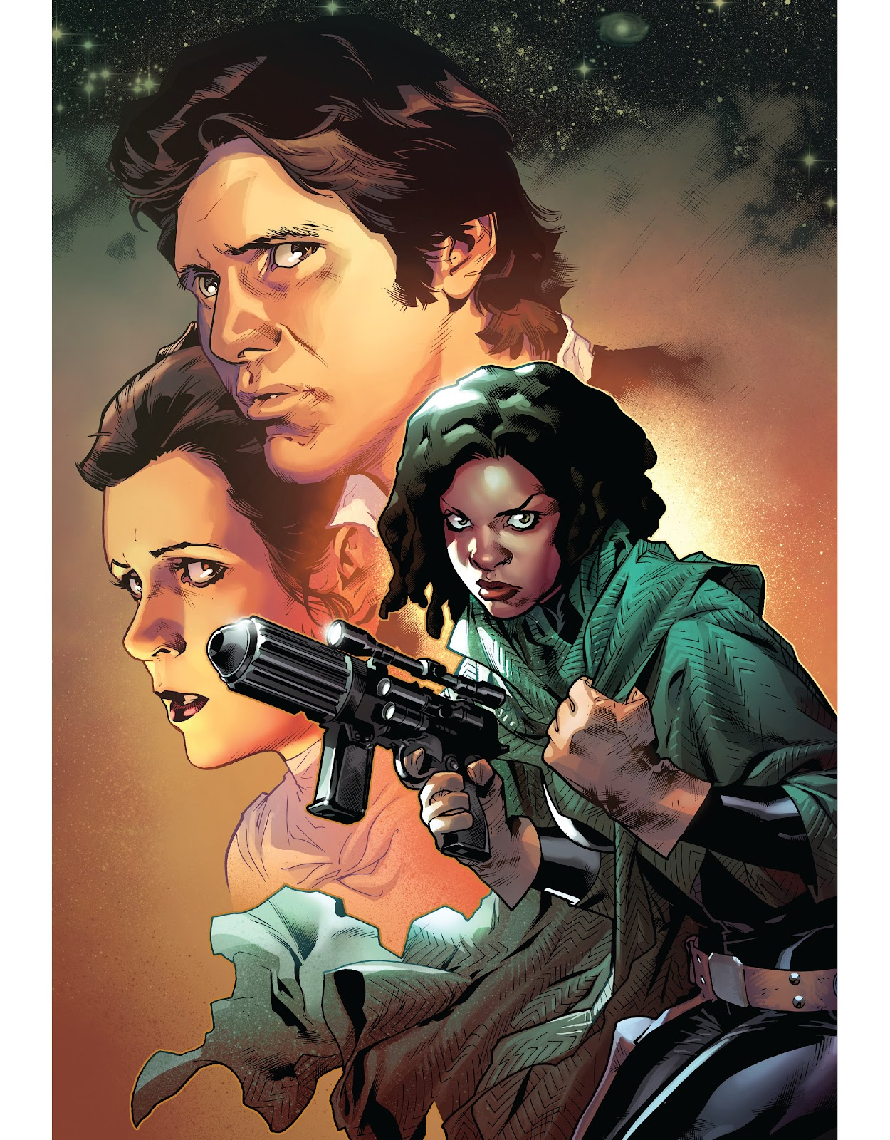 Read online The Marvel Art of Star Wars comic -  Issue # TPB (Part 1) - 41