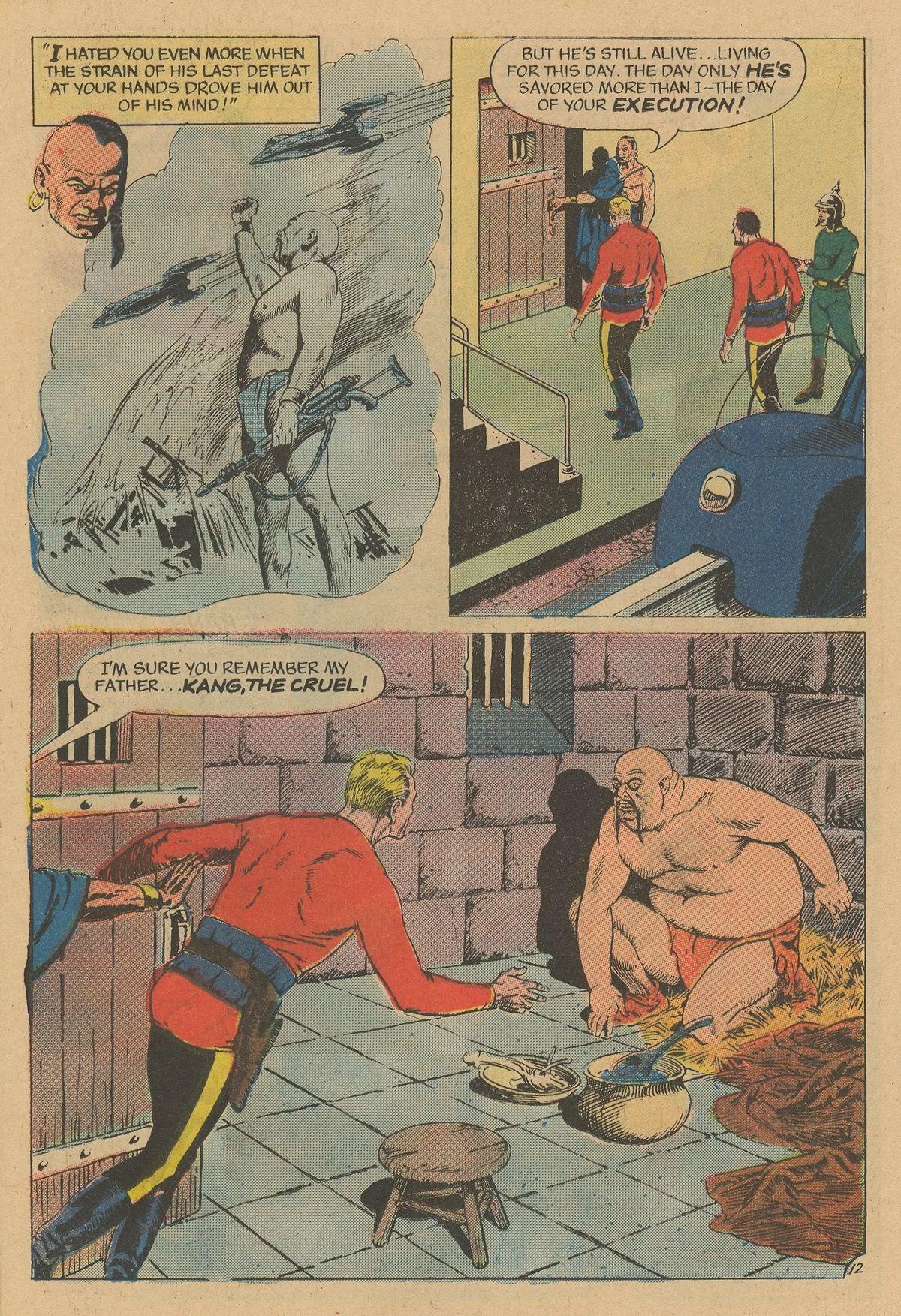Flash Gordon (1969) issue 12 - Page 16