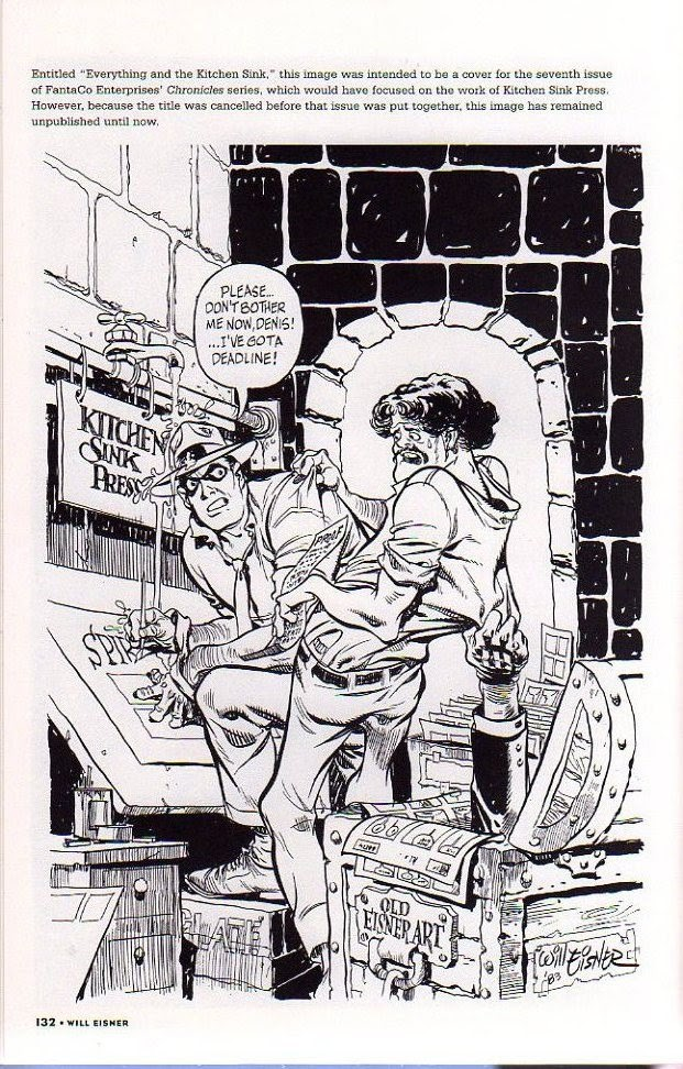 Read online Will Eisner's The Spirit Archives comic -  Issue # TPB 26 (Part 2) - 39
