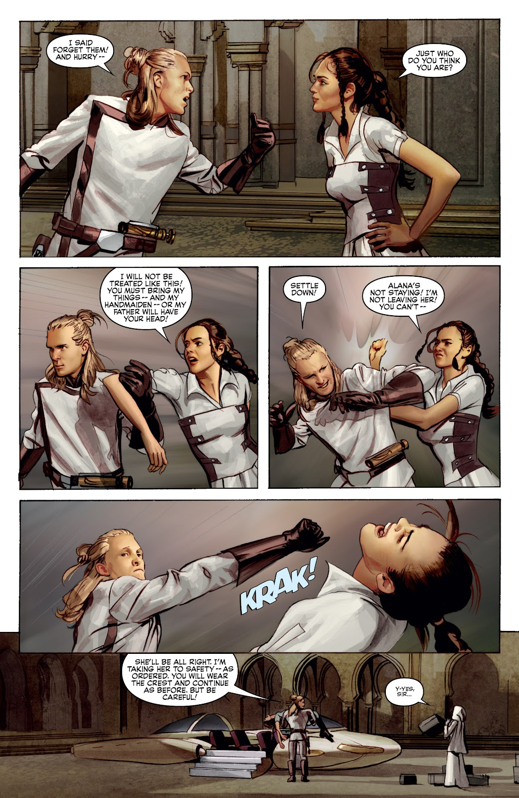 Read online Star Wars Legends: Infinities - Epic Collection comic -  Issue # TPB (Part 4) - 29