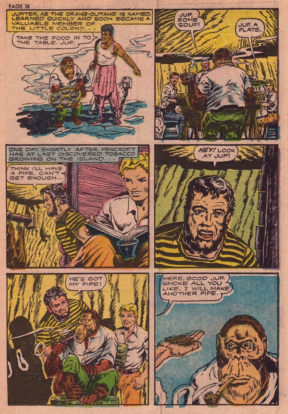 Classics Illustrated issue 34 - Page 27
