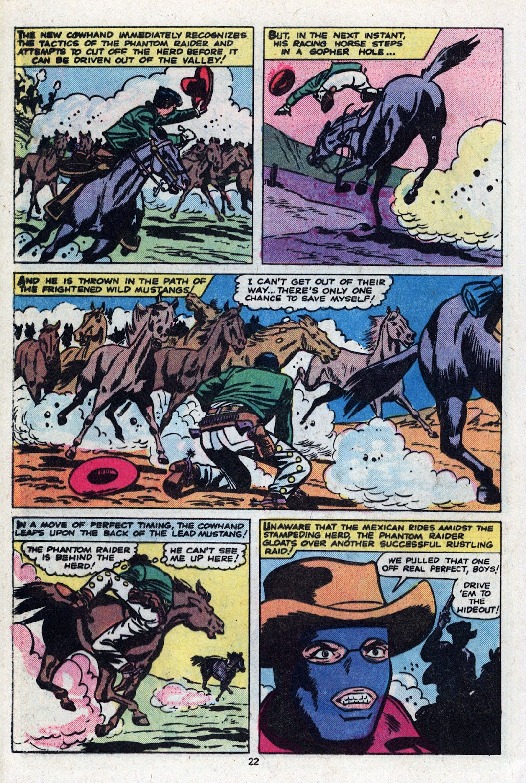 Kid Colt Outlaw issue 227 - Page 23