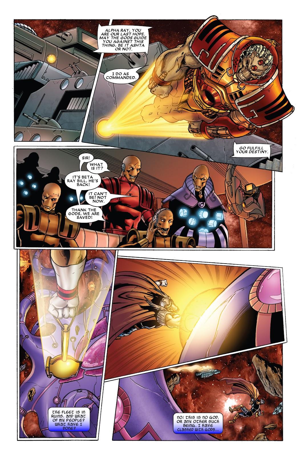 Read online Thor: Ragnaroks comic -  Issue # TPB (Part 3) - 72