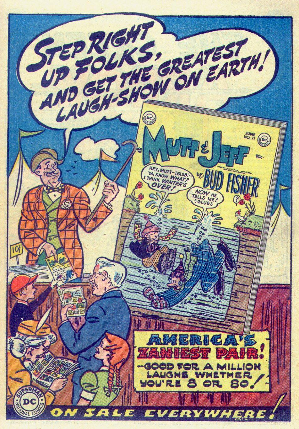 Read online Adventure Comics (1938) comic -  Issue #201 - 33