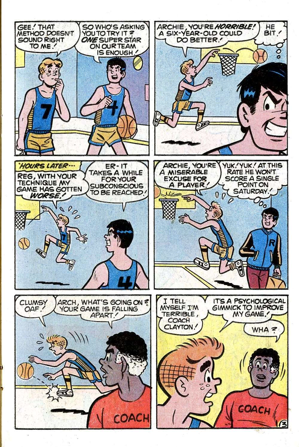 Read online Archie (1960) comic -  Issue #271 - 15